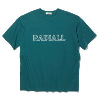 <img class='new_mark_img1' src='https://img.shop-pro.jp/img/new/icons5.gif' style='border:none;display:inline;margin:0px;padding:0px;width:auto;' />RADIALL - OUTLINE CREW NECK T-SHIRT S/S
