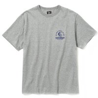 <img class='new_mark_img1' src='https://img.shop-pro.jp/img/new/icons5.gif' style='border:none;display:inline;margin:0px;padding:0px;width:auto;' />CALEE - Binder neck one point print vintage t-shirt