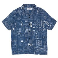 <img class='new_mark_img1' src='https://img.shop-pro.jp/img/new/icons5.gif' style='border:none;display:inline;margin:0px;padding:0px;width:auto;' />CHALLENGER - S/S CIRCUIT SHIRT