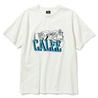 <img class='new_mark_img1' src='https://img.shop-pro.jp/img/new/icons49.gif' style='border:none;display:inline;margin:0px;padding:0px;width:auto;' />CALEE - Binder neck breather vintage t-shirt