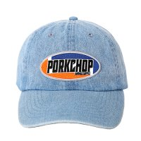 <img class='new_mark_img1' src='https://img.shop-pro.jp/img/new/icons49.gif' style='border:none;display:inline;margin:0px;padding:0px;width:auto;' />PORK CHOP - 2nd Oval BASEBALL CAP
