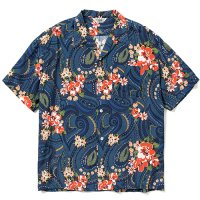 <img class='new_mark_img1' src='https://img.shop-pro.jp/img/new/icons5.gif' style='border:none;display:inline;margin:0px;padding:0px;width:auto;' />CALEE -  Paisley pattern aloha S/S shirt