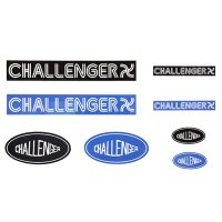 <img class='new_mark_img1' src='https://img.shop-pro.jp/img/new/icons49.gif' style='border:none;display:inline;margin:0px;padding:0px;width:auto;' />CHALLENGER - LOGO STICKER SET