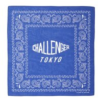 <img class='new_mark_img1' src='https://img.shop-pro.jp/img/new/icons5.gif' style='border:none;display:inline;margin:0px;padding:0px;width:auto;' />CHALLENGER - CHALLENGER BANDANA