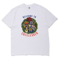 <img class='new_mark_img1' src='https://img.shop-pro.jp/img/new/icons49.gif' style='border:none;display:inline;margin:0px;padding:0px;width:auto;' />CHALLENGER - WELCOME TO CHALLENGER TEE