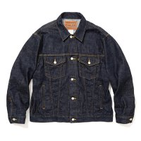 <img class='new_mark_img1' src='https://img.shop-pro.jp/img/new/icons5.gif' style='border:none;display:inline;margin:0px;padding:0px;width:auto;' />CALEE - Vintage reproduct 3rd type ow denim jacket