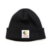 <img class='new_mark_img1' src='https://img.shop-pro.jp/img/new/icons5.gif' style='border:none;display:inline;margin:0px;padding:0px;width:auto;' />CALEE - Cotton logo knit cap