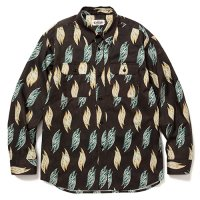 <img class='new_mark_img1' src='https://img.shop-pro.jp/img/new/icons49.gif' style='border:none;display:inline;margin:0px;padding:0px;width:auto;' />CALEE - Fallen leaves pattern L/S shirt
