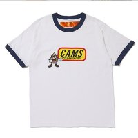<img class='new_mark_img1' src='https://img.shop-pro.jp/img/new/icons49.gif' style='border:none;display:inline;margin:0px;padding:0px;width:auto;' />CHALLENGER - CAMS RINGER TEE