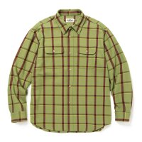 <img class='new_mark_img1' src='https://img.shop-pro.jp/img/new/icons5.gif' style='border:none;display:inline;margin:0px;padding:0px;width:auto;' />CALEE - 6/6 Twill L/S check shirt