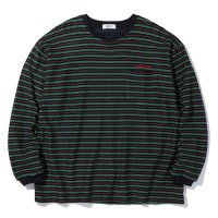 <img class='new_mark_img1' src='https://img.shop-pro.jp/img/new/icons5.gif' style='border:none;display:inline;margin:0px;padding:0px;width:auto;' />RADIALL - DUBWISE CREW NECK T-SHIRTS L/S