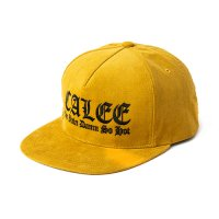 <img class='new_mark_img1' src='https://img.shop-pro.jp/img/new/icons5.gif' style='border:none;display:inline;margin:0px;padding:0px;width:auto;' />CALEE - Embroidery corduroy cap