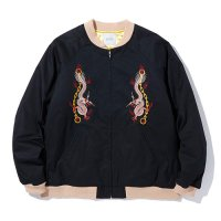 <img class='new_mark_img1' src='https://img.shop-pro.jp/img/new/icons5.gif' style='border:none;display:inline;margin:0px;padding:0px;width:auto;' />RADIALL - YIN YANG SOUVENIOR JACKET