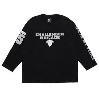 <img class='new_mark_img1' src='https://img.shop-pro.jp/img/new/icons5.gif' style='border:none;display:inline;margin:0px;padding:0px;width:auto;' />CHALLENGER - HEAVY WEIGHT BRIGADE TEE