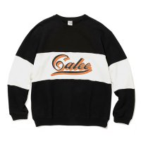 <img class='new_mark_img1' src='https://img.shop-pro.jp/img/new/icons5.gif' style='border:none;display:inline;margin:0px;padding:0px;width:auto;' />CALEE - Calee logo contrasting fabric crew neck sweat