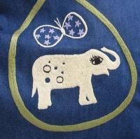 ゴリラ・象