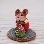 Pot Full of Goodies - Wee Forest Folk-