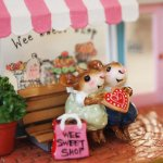 Wee Sweet Shop - Wee Forest Folk-