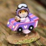 Mouse Racer (Purple)