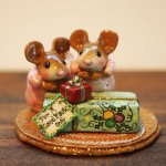 For a Good Mouse Only  Wee Forest Folk