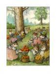 Wee Forest Folkオリジナルカード The Apples
