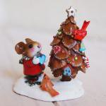 The Littlest Pine Cone Tree  Wee Forest Folk