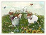 Wee Forest Folkオリジナルカード Butterflies