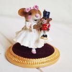 Clara クララ -The Nutcracker くるみ割り人形-  Wee Forest Folk