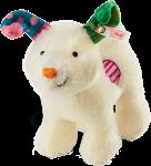 スノードッグ(スノウマンより) シュタイフ STEIFF The Snowdog Snowman