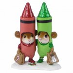 Christmas Crayons   Wee Forest Folk