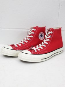 <img class='new_mark_img1' src='https://img.shop-pro.jp/img/new/icons50.gif' style='border:none;display:inline;margin:0px;padding:0px;width:auto;' />【CONVERSE】コンバース CHUCK TAYLOR 1970s(CT70)復刻  日本未発売モデル (RED)