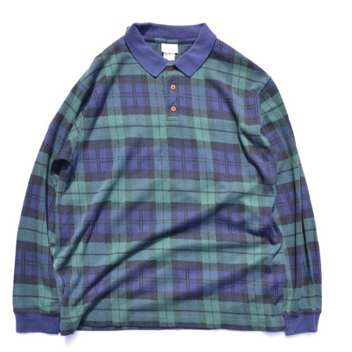 L.L.Bean Long Sleeve Polo Shirt