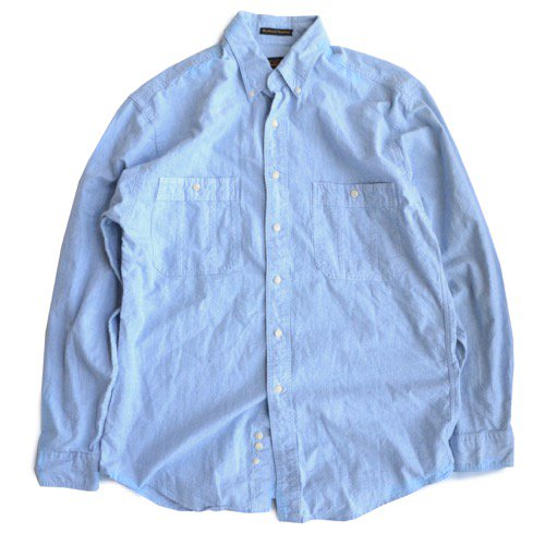 EddieBauer Chambray Button Down Shirt