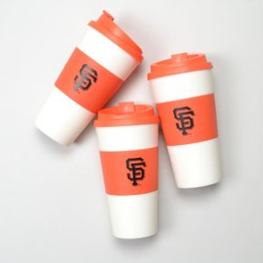 San Francisco Giants Travel Tumbler