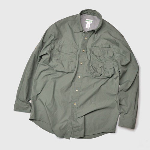 L.L.Bean Fishing Shirt