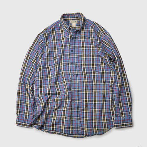 L.L.Bean Light Weight  Flannel Shirt