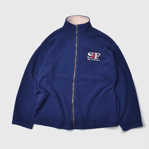 San Francisco Souvenir Fleece Jacket