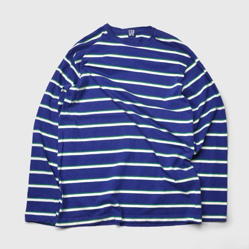 GAP Striped Long Sleeve Tee