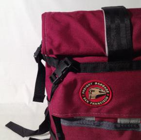 Freight Baggage(フレイトバゲージ) Rolltop Small Burgundy