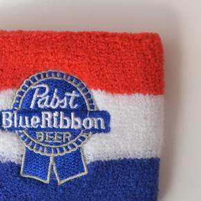 Pabst(パブスト)Blue Ribbon Beer Cuff Sweat Band Deadstock