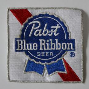 Pabst(パブスト)Blue Ribbon Patches