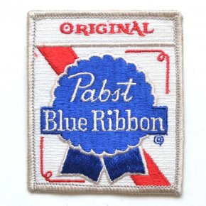 Pabst(パブスト)Blue Ribbon Patches Deadstock