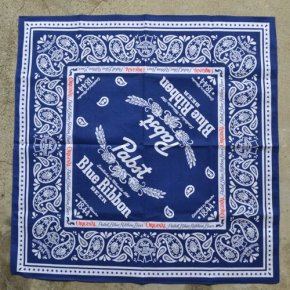 Pabst(パブスト)Blue Ribbon Bandana
