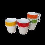 スタックマグカップ