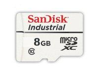 SanDisk microSD 8GB 産業用 MLC CL10 for Pi