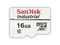 SanDisk microSD 16GB 産業用 MLC CL10 for Pi