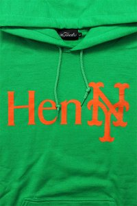 <img class='new_mark_img1' src='https://img.shop-pro.jp/img/new/icons16.gif' style='border:none;display:inline;margin:0px;padding:0px;width:auto;' />THE FINEST PULL HOODIE HENNY【GRN/ORG】