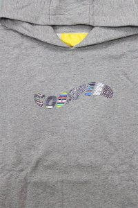 <img class='new_mark_img1' src='https://img.shop-pro.jp/img/new/icons16.gif' style='border:none;display:inline;margin:0px;padding:0px;width:auto;' />GODSPEED ANALOG FUTURE HOODIE 【GRY】