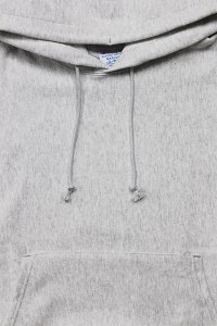 Champion REVERSE WEAVE PULL HOODIE 【SILVER GRY】