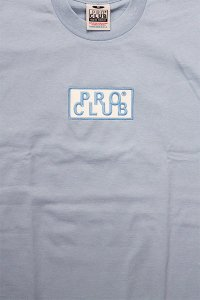 <img class='new_mark_img1' src='https://img.shop-pro.jp/img/new/icons16.gif' style='border:none;display:inline;margin:0px;padding:0px;width:auto;' />PROCLUB LIMITED HEAVY WEIGHT S/S TEE BOX LOGO 【PASTEL BLU】